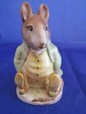 Beswick Beatrix Potters Rare SAMUEL WHISKERS( Gold BP2 ) 1952-1972 Perfect