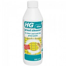HG Grout Cleaner- Ready to Use Wall Floor Grout Joints 500ml
