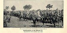 Dragonerregiment (I.Schlesisches) v. Bredow Nr.4  Bilddokument 1902