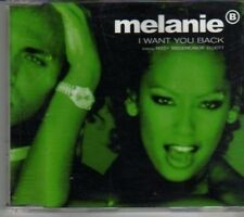 (CL257) Melanie B, I Want You Back - 1998 CD