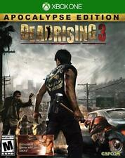 Dead Rising 3 Apocalypse Edition XBOX ONE GAME BRAND NEW SEALED