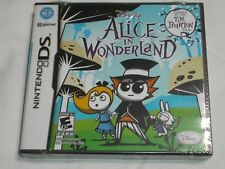 BRAND NEW DISNEY ALICE IN WONDERLAND NINTENDO DS NDS DS LITE DSi XL