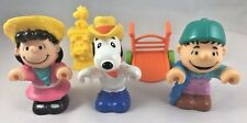 McDonalds Happy Meal Toys 1989 Peanuts Farm Snoopy Lucy Linus P5