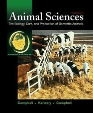 Animal Sciences: The Biology, Care, and Production of Domestic Animals