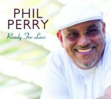 Ready For Love - Phil Perry (2008, CD NIEUW)