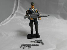 G.I.JOE, ACTION FORCE FIGURE GENERAL TOMAHAWK V1 FROM 2000 COMPLETE