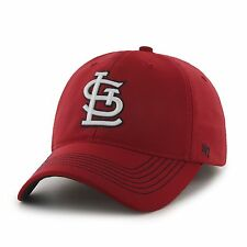 MLB St. Louis Cardinals '47 Brand Game Time Closer Stretch Fit Hat