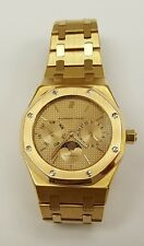 Audemars Piguet Royal Oak Moonphase Solid 18K Gold