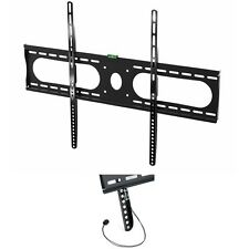 Wall Mount/Mounting Bracket Flat Screen/Panel LCD/LED/HDTV/TV/Monitor/PC $SHdisc
