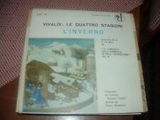"""ORCHESTRA BRUNO AMADUCCI """" VIVALDI LE QUATTRO STAGIONI. L'INVERNO"""" E.P. ITALY'60"""