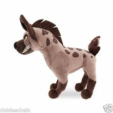 "Disney The Lion King Guard 13"" JANJA Hyena Soft Plush TOY  - Brand New"