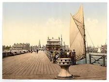 The Pier Pavillion Lowestoft A4 Photo Print