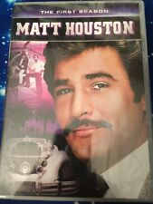 Matt Houston: The First Season (DVD, 2010, 6-Disc Set) Brand New