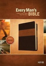 Every Man's Bible NIV: Deluxe Heritage Edition by Stephen Arterburn and Dean...