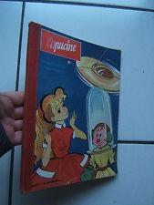 RELIURE  CAPUCINE 5 / NUMEROS 25 A 30    /  1954