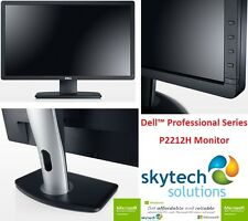 DELL PROFESSIONAL P2212H 22 pollici widescreen Monitor LCD 16:10 LED 1920 x 1080@60