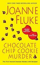 A Hannah Swensen Mystery: Chocolate Chip Cookie Murder No. 1 by Joanne Fluke...