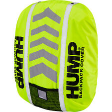 Respro Deluxe HUMP waterproof Hi-Viz rucsac cover, safety yellow