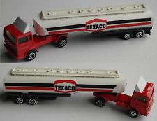 """Majorette - Truck Tank-Sattelzug rot """"Texaco"""" Ford oder Renault?"""
