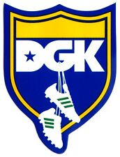 DGK X Adidas Shoes Skateboard Sticker skate snow surf board bmx skateboarding