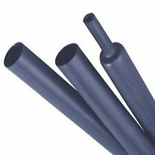 5mm BLACK Polyolefin HeatShrink Tube (1 Meters) High Quality Heat Shrink sleeve