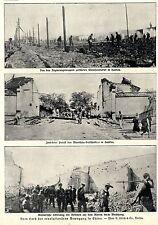 1911 Hankau - Wutschang * Bilder v. Herd der revolutionaeren Bewegung in China