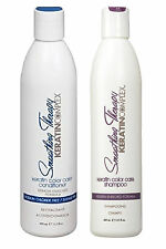 Keratin Complex Smoothing Therapy Color Care Hair Shampoo Conditioner Duo 13.5Z
