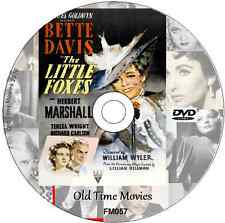 The Little Foxes - Bette Davis & Herbert Marshall  Drama film DVD 1941