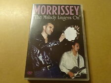 MUSIC DVD / MORRISSEY: THE MALADY LINGERS ON