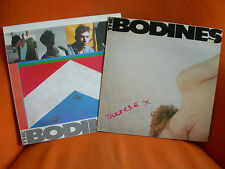 VINYL 2 X MAXI – THE BODINES: HEARD IT ALL & THERESE – NOISY POP INDIE MANCHEST