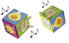 Ravensburger Kinder Ministeps Musikalischer Softwürfel Stoffwürfel mit Sound