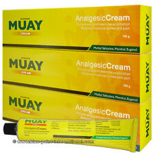 3 Tube Creme de Boxe chaque 100g net - Muay Thai Boxing Cream