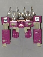 "G1 TRANSFORMER CASSETTE BEASTBOX COMPLETE ""ORIGINAL 1987 RELEASE"" LOT # 4"