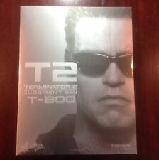 Hot Toys Terminator 2 MMS 117 Judgement Day  T-800 1/6 Scale