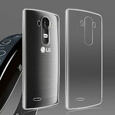 Slim Crystal Transparent Hard Plastic Case Clear Thin Smooth Cover for LG G4