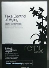 New In Box Joico Shiseido Age Defy 4-Month Re:nual Serum Program