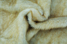D264 DELUXE SOUTH AMERICAN GUANACOS FAUX FUR REALISTIC QUALITY MADE IN ITALY