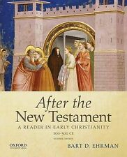 After the New Testament: 100-300 C.E.: A Reader in Early Christianity, Ehrman, B