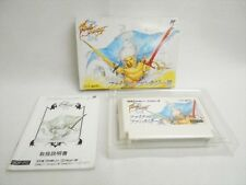 FINAL FANTASY III 3 FF3 Item Ref/bcc Famicom Nintendo Japan Boxed Game fc