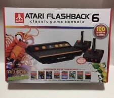 Atari Flashback 6 Classic Game Console includes 100 Built-In Games