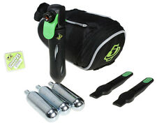 GENUINE INNOVATIONS DELUXE SEAT BAG & INFLATION TOOL BAG MEDIUM ULTRAFLATE NEW