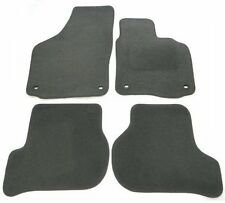 SKODA OCTAVIA SCOUT 2007 ONWARDS CUSTOM TAILORED GREY CAR MATS