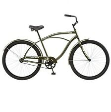 Kulana Mens Cruiser Bike,26-Inch,Green- R5708 Cycles NEW