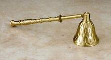 """Brass Renaissance Candle Snuffer, New, 6 3/4"""" long"""