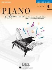 Piano Adventures Level 2B Lesson Learn to Play SCALES CHORDS TUTOR MUSIC BOOK