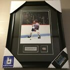 Guy Lafleur Montreal Canandiens Flower unsigned Frame 8x10 photo Coin Habs NHL