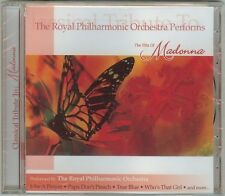 The Royal Philharmonic Orchestra Performs The Hits Of Madonna - CD