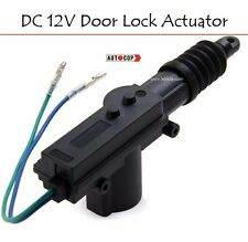 Autocop Universal Car Central locking Door Lock Actuator Gun 2 Wire DC 12V