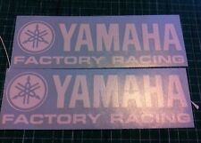 Factory Racing Decal Sticker Motox R6 R1 YZF fit Yamaha  All Colours