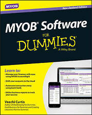 MYOB Software For Dummies – NZ, Veechi Curtis